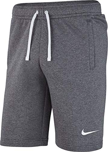 Nike Kinder Team Club 19 Short Charcoal Heather/Anthracite White, M -