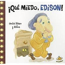 Que miedo, Edison! (Famosisimos) (Spanish Edition) by Cecilia Blanco (2012-07-30)