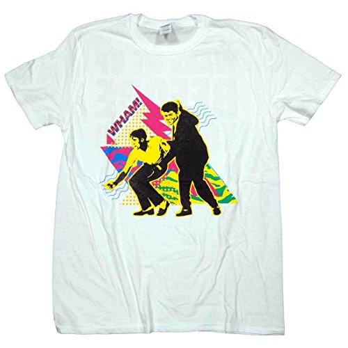 Wham 80s Graphic T-shirt