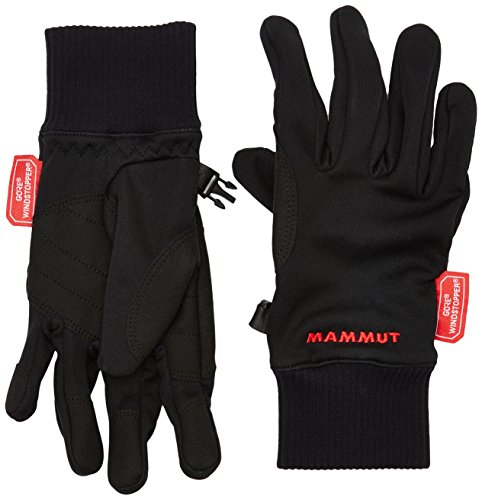 Mammut Herren Astro Handschuhe, Black, 8