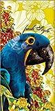 Póster del Guacamayo Azul 90 x 180 cm