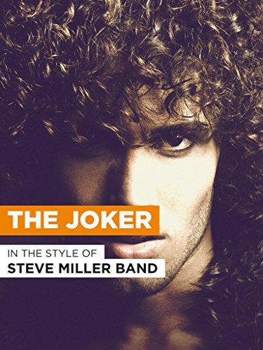 The Joker im Stil von