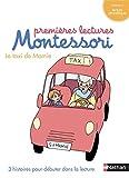 Mon coffret premières lectures Montessori - Le taxi de mamie - Niveau 1 - 4/7 ans