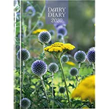 Dairy Diary 2020 2020: A British icon used by millions since its launch by the milkman. This gorgeous A5 week-to-view diary features 52 triple-tested weekly recipes