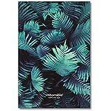 Non effaçable suivant Carnet de note B5 144 pages intérieur lisse Tropical 16,5 x 24,5 cm