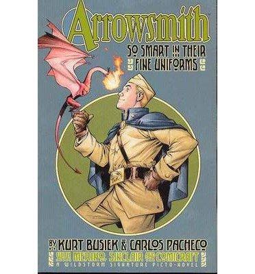 Arrowsmith So Smart in Their Fine