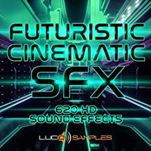 Futuristic Cinematic SFX has over 600 high quality, original sound effects. This collection could be used, in cinema producti...| DVD non BOX|ES