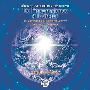 De l'Inconscience a l'Amour - 2 CD