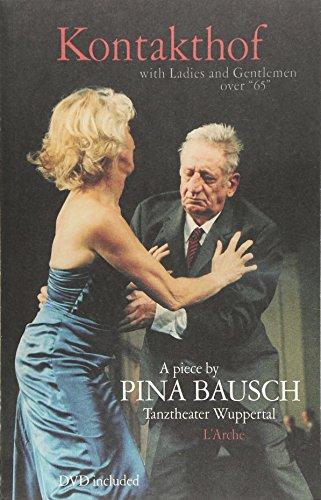 Kontakthof : Edition quadrilingue français-anglais-allemand-italien (1DVD) par Pina Bausch