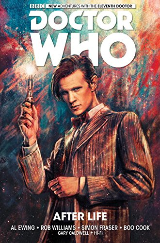 Doctor Who 11th HC 01 After Life (Doctor Who: the Eleventh Doctor)