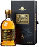 Aberfeldy 28 Years Old The Gold of Pitilie Limited Release mit Geschenkverpackung Whisky (1 x 0.7 l)