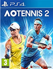 AO Tennis 2 PS4 - PlayStation 4