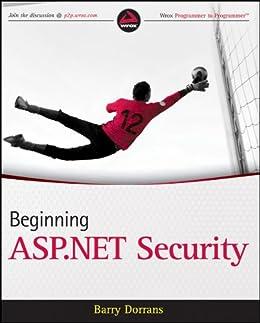 Beginning ASP.NET Security par [Dorrans, Barry]