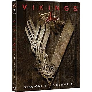 Vikings - Staffel/Season 4 - Volume 1 (4.1) [Blu-Ray] Import, Deutscher Ton