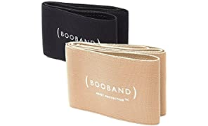 Booband Boobuddy Brustband / Brustkompressionsband Sport-BH Alternative