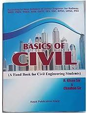 Basics of civil engineering hand book