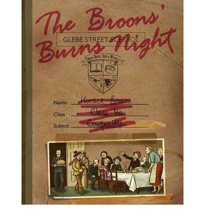 { Broon's Burns Night Paperback } Waverley Books ( Author ) Jan-01-2009 Paperback