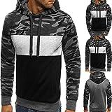 Herren Kapuzenpullover Hoodie Sweatshirt Winter Warm Männer Pullover Kapuzenpulli Geometrisches Muster Baumwolle Top Outwear BluseMantel 100% Baumwolle M-5XL