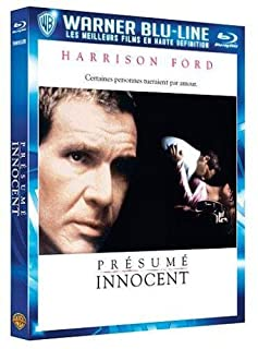Presumé innocent [Blu-ray] (B0036V4DVM) | Amazon price tracker / tracking, Amazon price history charts, Amazon price watches, Amazon price drop alerts