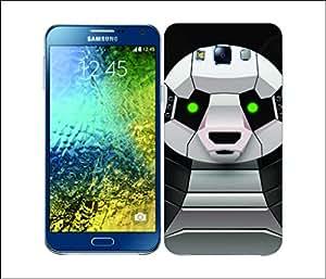 Galaxy Printed 2693 Robotic Animals Panda Hard Cover for Samsung GRAND Prime