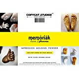 Copy Cat Studios Memoriak 300 Grams Moulding Powder For Hands Casting 3D Impression - Gold