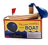 Faironly - Giocattolo da Bagno per Bambini, a Forma di Palloncino, in Legno, con Vasca da Bagno, Classico, Divertente