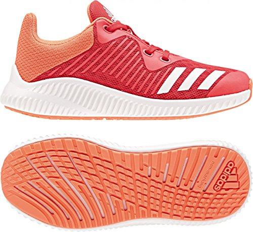 adidas Unisex-Kinder FortaRun K Gymnastikschuhe Rot (Roalre/Ftwbla/Naalre 000)
