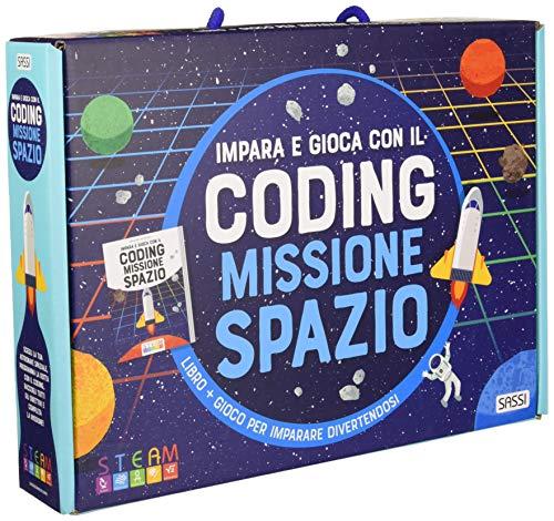 Missione spazio. Gioca e impara col coding