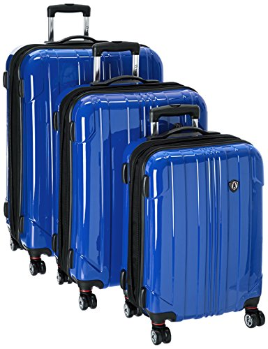 travelers-choice-sedona-100-pure-polycarbonate-3-piece-expandable-spinner-luggage-in-blue