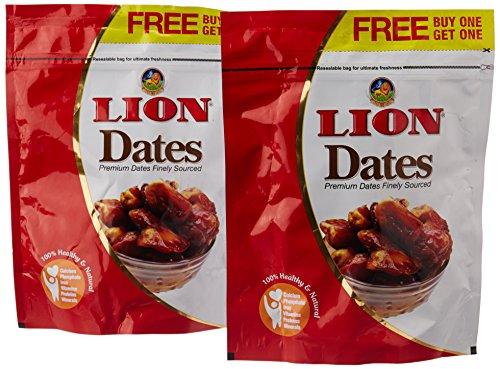 Lion Dates, 500g (Buy 1 Get 1 Free)