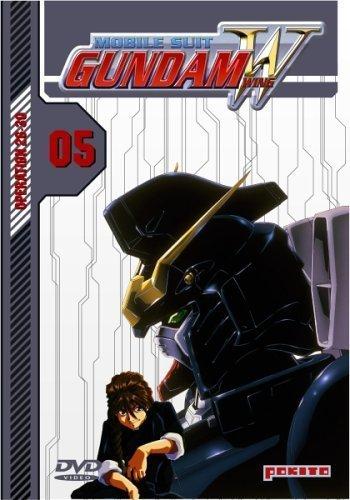 Mobile Suit Gundam Wing - Vol. 5, Episoden 21-25 (Mobile Suit Gundam Wing)