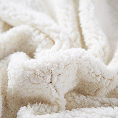 Ysayc Bettdecke Blätter Mikrofaser Flanell Kuscheln Couch Gemütlichen Warmen Glatte Hochzeit Geburtstag Geschenk klimaanlage Decke, f, 150 * 200cm