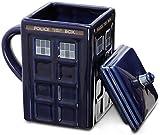 #9: Dr. Who Mug Coffee Mug With Cover By Buckle Up