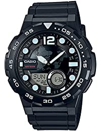 Casio Collection Montre Homme AEQ-100W-1AVEF