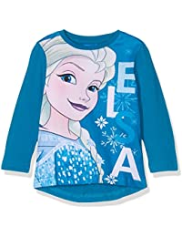 Leomil Fashion LS T-Shirt, Camiseta de Manga Larga para Niñas