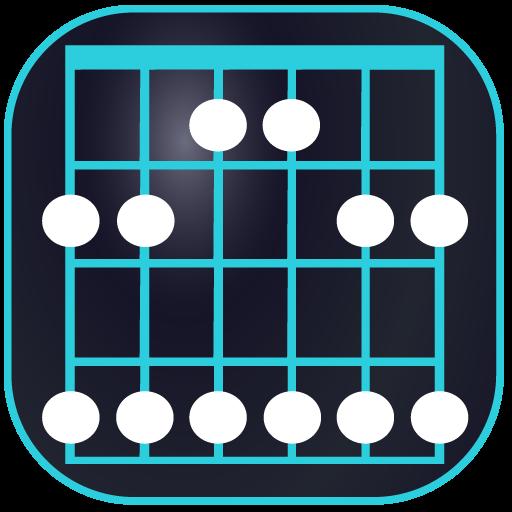 ijangle-manche-de-guitare-carte-frettes-de-guitare