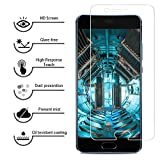 AAJO Huawei P10 Protector, [2 Pack] Tempered Glass Screen Protector[Case Friendly] 9H Hardness,Anti-scratch,Bubble-Free,Anti-Fingerprint HD Screen Protectors Film for Huawei P10
