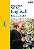 Langenscheidt Audio-Kurs Englisch - Audio-CDs mit Begleitheft: Einfach lernen ohne Buch