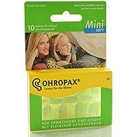 Preisvergleich für 5Pack Ohropax Mini Soft Ohrstöpsel 5x 10 Stück