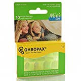 5Pack Ohropax Mini Soft Ohrstöpsel 5x 10 Stück