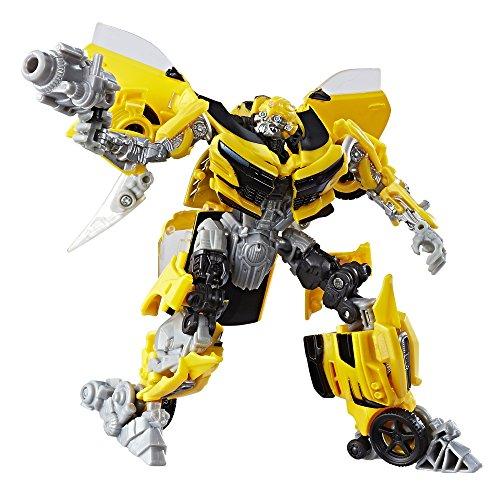 Transformers: Die letzten Knight Premier Edition Deluxe Bumblebee