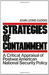 Strategies of Containment: A Critical Appraisal of Postwar American National Security (Galaxy Books) by John Lewis Gaddis (1982-02-04)