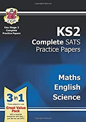 New KS2 Complete SATS Practice Papers Pack: Science, Maths & English - for the 2016 SATS and Beyond