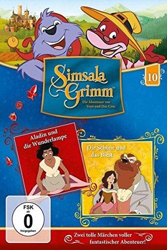 SimsalaGrimm 10 - Aladin / Die Schöne und das Biest - Aladdin-serie
