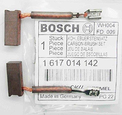 Preisvergleich Produktbild Echt Bosch Kohlebürsten GBH36V-LI GBH 36VF-LI GBH36 V SDS H36 MA PAAR BS11G