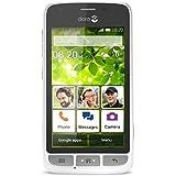 Doro Liberto 820 MINI Smartphone Compact Blanc