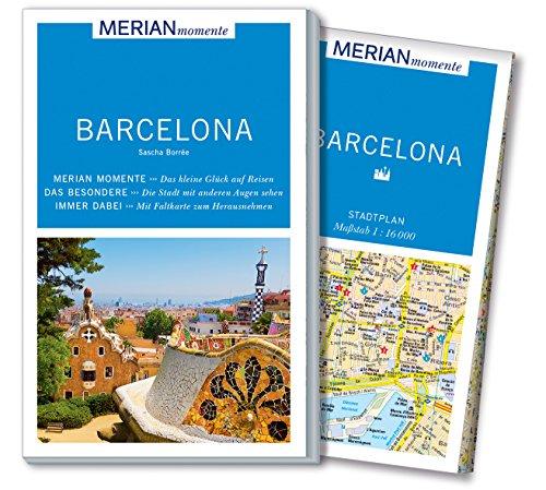 MERIAN momente Reiseführer Barcelona: Mit Extra-Karte zum Herausnehmen