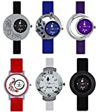 Frida Womens watch with combo Free offer Branded Watches in New Arrival For womens and Girls best price on Amazon @ Rs. 449