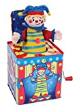 Silly Circus Musical Clown In The Box