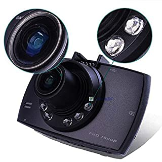 Auto-Schlag-Nocken-Kamera 720P HD, die Videorecorder mit Zeit-Stempel-Belichtungs-Einstellungs-Bewegungs-Entdeckungs-Schleifen-Kamera-Aufnahme-Funktion fährt